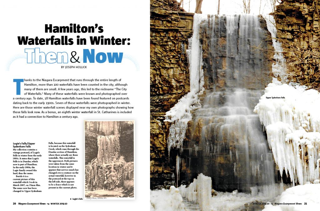 page 20-21 of Winter 2019-20 issue
