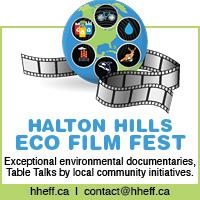 Halton Hills Eco Film Fest