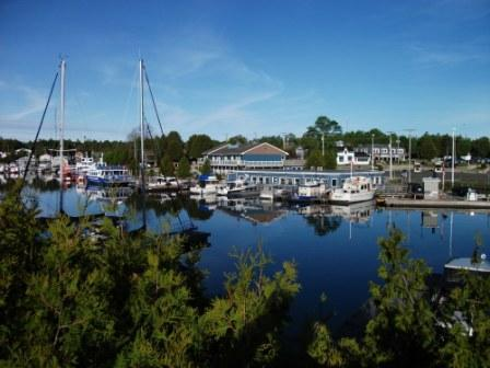 Visiting Tobermory: Photos and a Guest Post by John Hoelzl